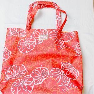 Lily Pulitzer for Ester Lauder Totes &Make up Bag